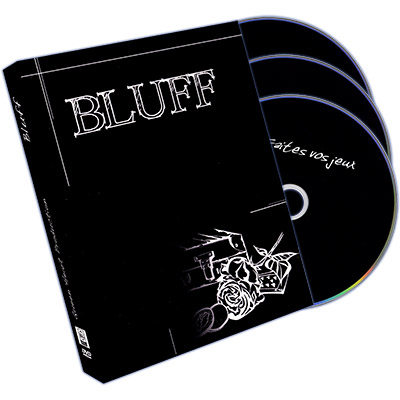Bluff (3 DVD Set) - Queen of Heart Productions