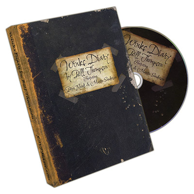 Winks Diary - Bill Thompson