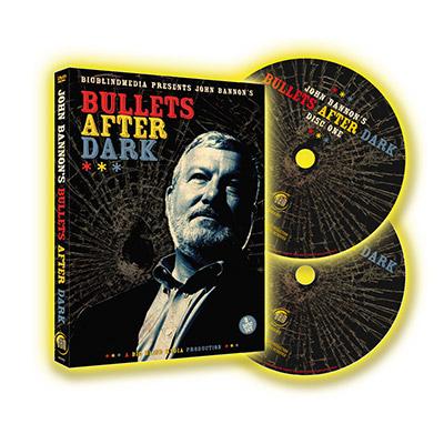 Bullets After Dark (2 DVD Set) - John Bannon & Big Blind Media