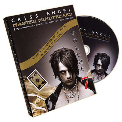 Mindfreaks Vol. 7 - Criss Angel - DVD