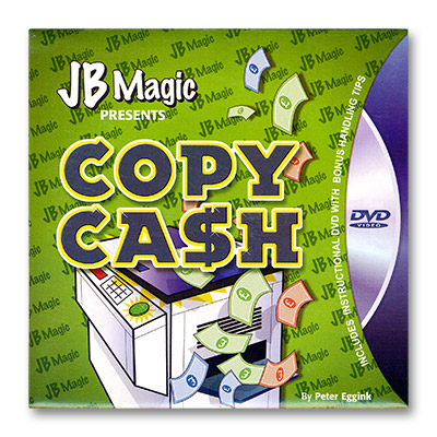 Copy Cash - Peter Eggink & JB Magic