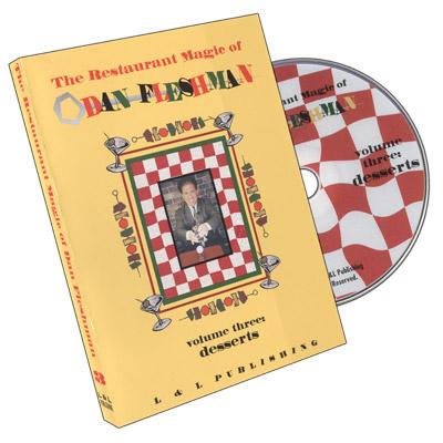Trucos de Magia para Restaurante # 3 - Dan Fleshman