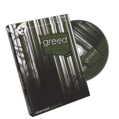 Greed - Daniel Garcia