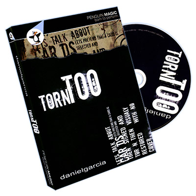 Torn Too - Daniel Garcia