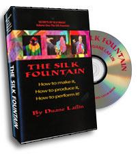 Seda Fountain, Laflin Silk series# 1