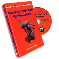 Modern Hank Ball Manip. Laflin series# 3