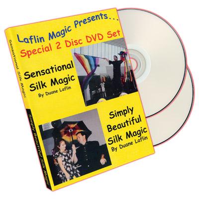 Sensational Silk Magic & Simply Beautiful Silk Magic - Duane Laflin