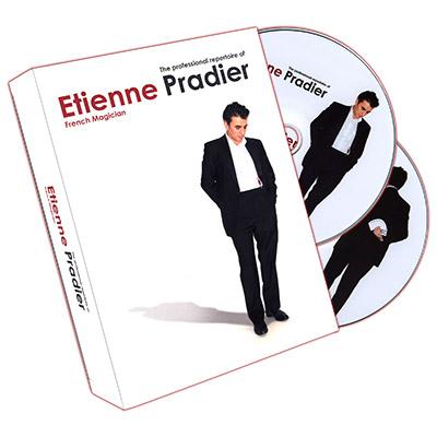 The Professional Repertoire of Etienne Pradier (2 DVD Set)