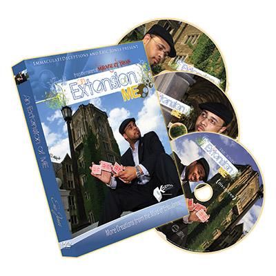 An Extension of Me (DVDs & Accesorio) - Eric Jones
