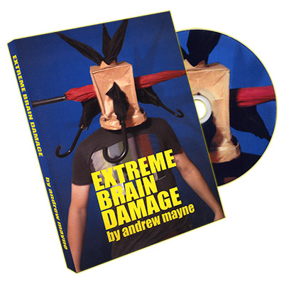 Extreme Brain Damage - Andrew Mayne