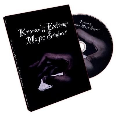 Extreme Magic Seminar - Nathan Kranzo