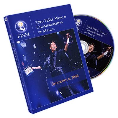 23rd FISM World Championships of Magic 2006 - Stockholm (Edicion Especial de Coleccion)