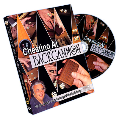 Cheating At Backgammon - George Joseph