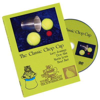 The Classic Chop Cup (Teach-In Session)