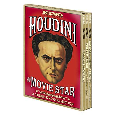 Houdini: The Movie Star (3 DVD Set)