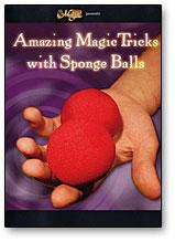 Sorprendentes Trucos de Magia con Bolas de Esponja