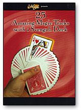 25 Trucos de Magia con Cartas Svengali