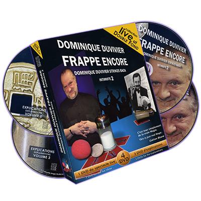 Dominique Duvivier Strikes Back (4 DVD Set): Intimiste Vol. 2  - DVD