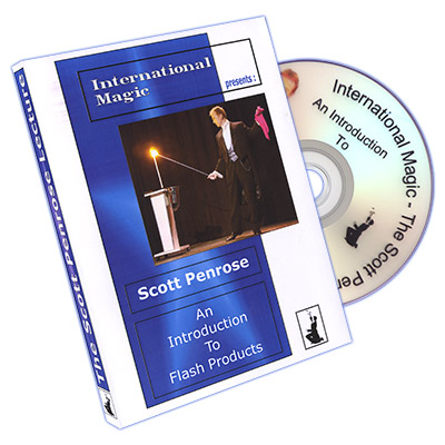Trucos de Magia con Productos Flash - Scott Penrose & International Magic