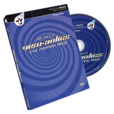 Visu-Antics DVD - Jim Pace