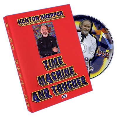 Time Machine & Touches - Kenton Knepper
