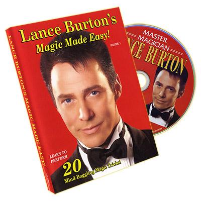 Lance Burton\'s Magic Made Easy! Volume 1
