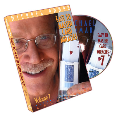 Easy to Master Card Miracles Vol.7 - Michael Ammar