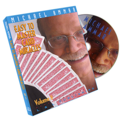 Easy to Master Card Miracles Vol.8 - Michael Ammar