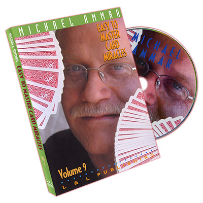 Easy to Master Card Miracles Vol.9 - Michael Ammar