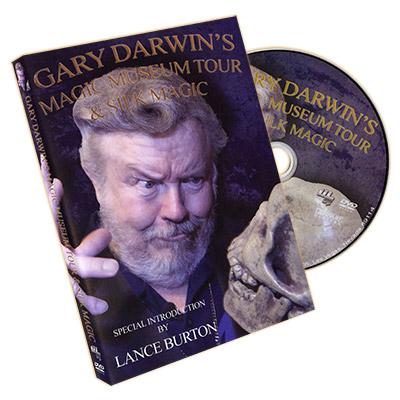 Magic Museum Tour & Silk Magic - Gary Darwin