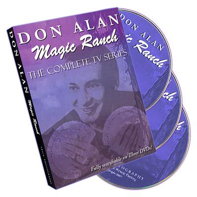 Magic Ranch (3 DVD Set) - Don Alan