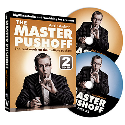 Master Pushoff by Andi Gladwin