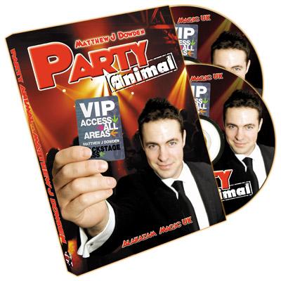 Party Animal (2 DVD Set) - Matthew J. Dowden