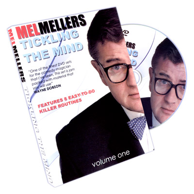 Tickling The Mind #1 - Mel Mellers