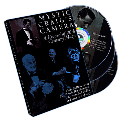 Mystic Craigs Camera (3-DVD set)