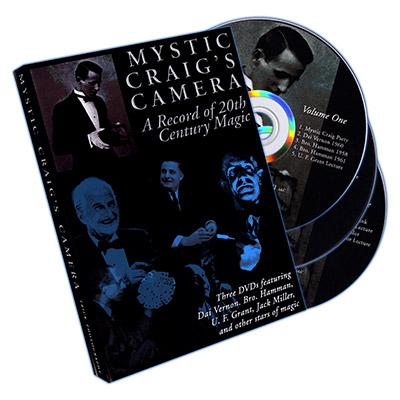Mystic Craigs Camera (3-DVD set)