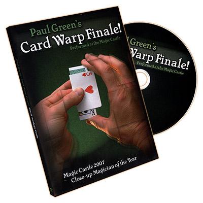 Card Warp Finale - Paul Green