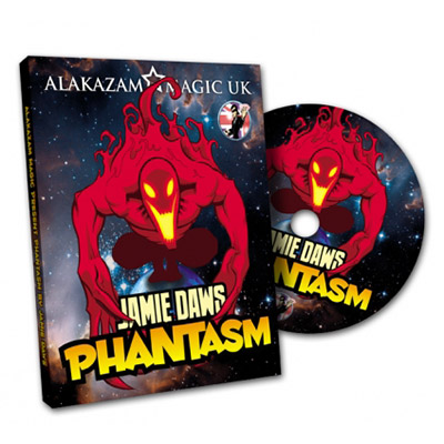 Phantasm (ROJO) - Jamie Daws & Alakazam Magic