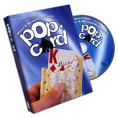 Pop Card - Steven & Michael Pignataro