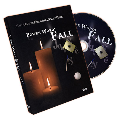 Power Word: Fall (Accesorios & DVD) - Matt Sconce