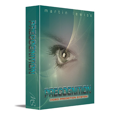 Precognition Video Prediction System by Martin Lewis - DVD