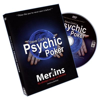 Psychic Poker - Steve Cook