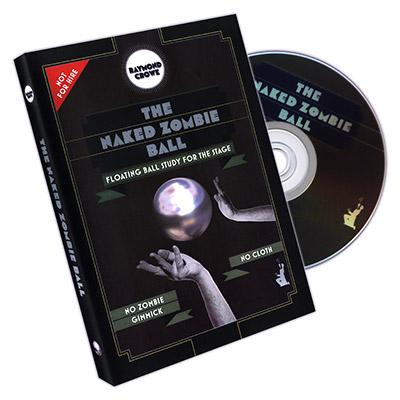 The Naked Zombie Ball - Raymond Crowe