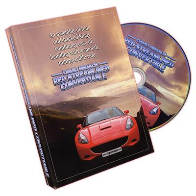 Red Streamlined Convertible (DVD y Cartas) - David Regal