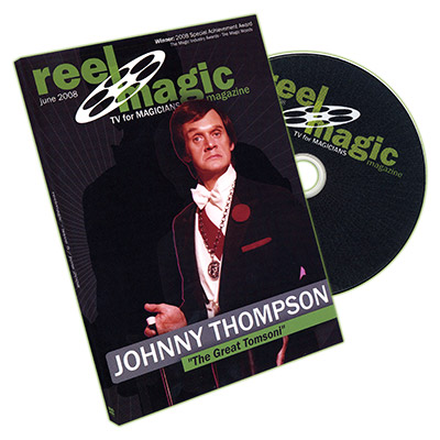 Reel Magic Magazine - Episode 5 (Johnny Thompson)