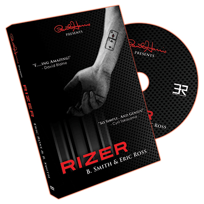 Rizer - Eric Ross & B. Smith - DVD - Paul Harris Presents