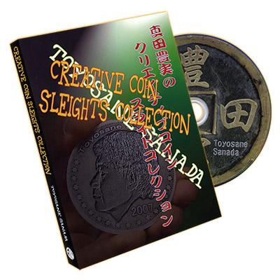 Creative Coin Sleights Collection - Sanada