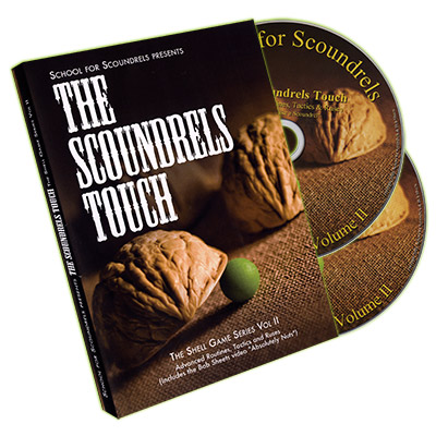 Scoundrels Touch (2 DVD Set) - Sheets, Hadyn & Anton