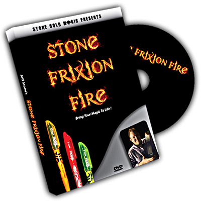 Stone Frixion Fire - Jeff Stone