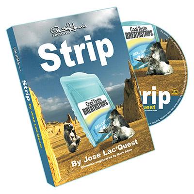 Paul Harris Presenta: Strip (con Accesorio) - Jose LaC'Quest